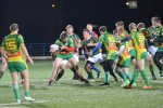 "A friendly match of  ""Zelenograd"" and  AVS  Rugby Clubs ended in ""The Third time"""